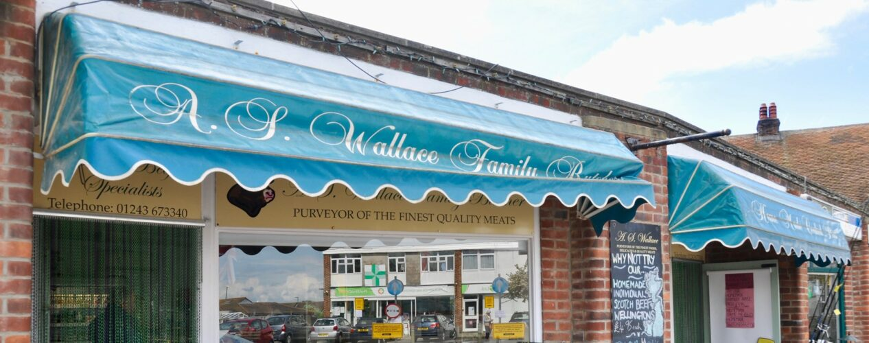A.S. Wallace Family Butchers, East Wittering